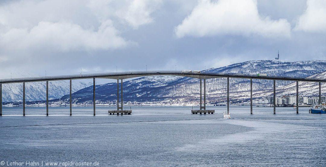 Hurtigruten 2016 | Tromsø
