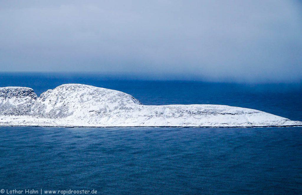 Der nördlichste Punkt auf Magerøya