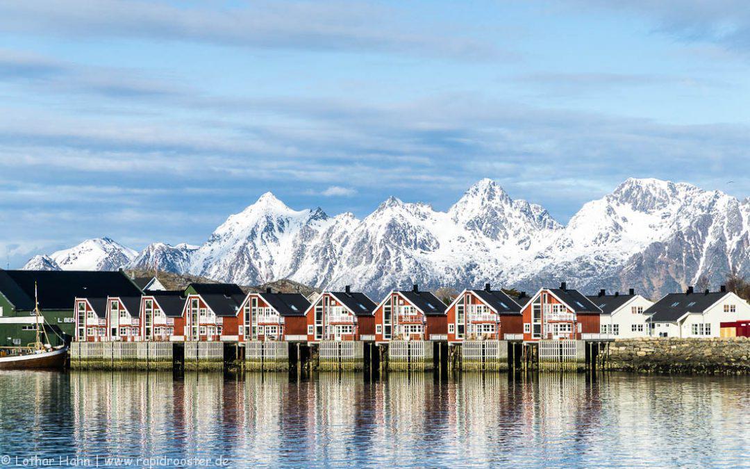 Hurtigruten 2016 | Zu den Lofoten