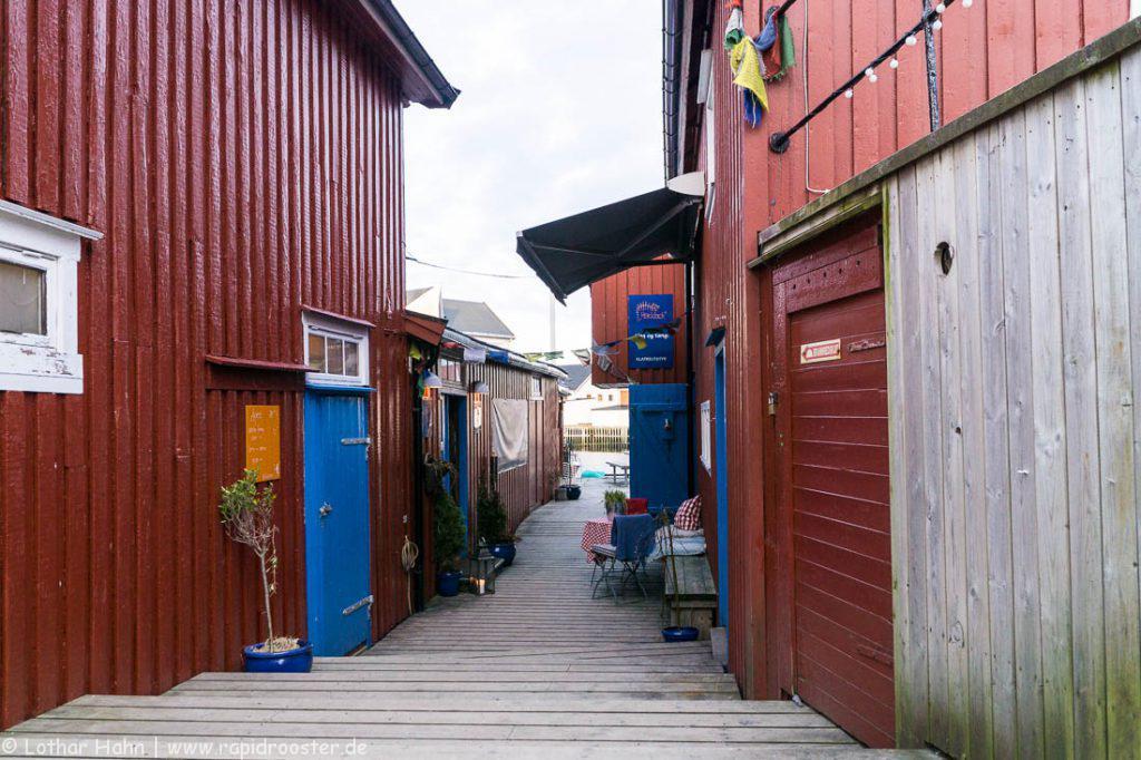 In Henningsvær