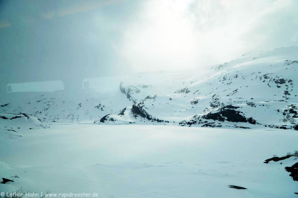 Unwirtliches, faszinierendes Norwegen