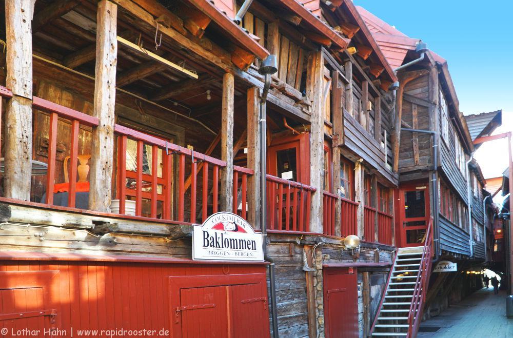 Hurtigruten 2016 | Ein kurzer Besuch in Bergen