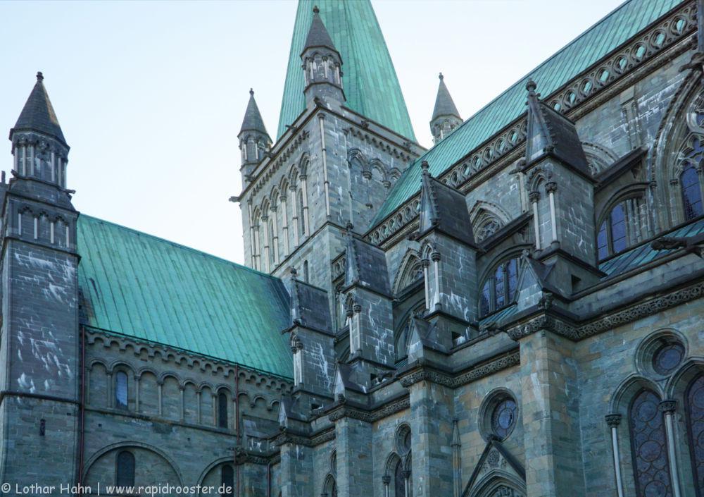 Nidarosdom in Trondheim